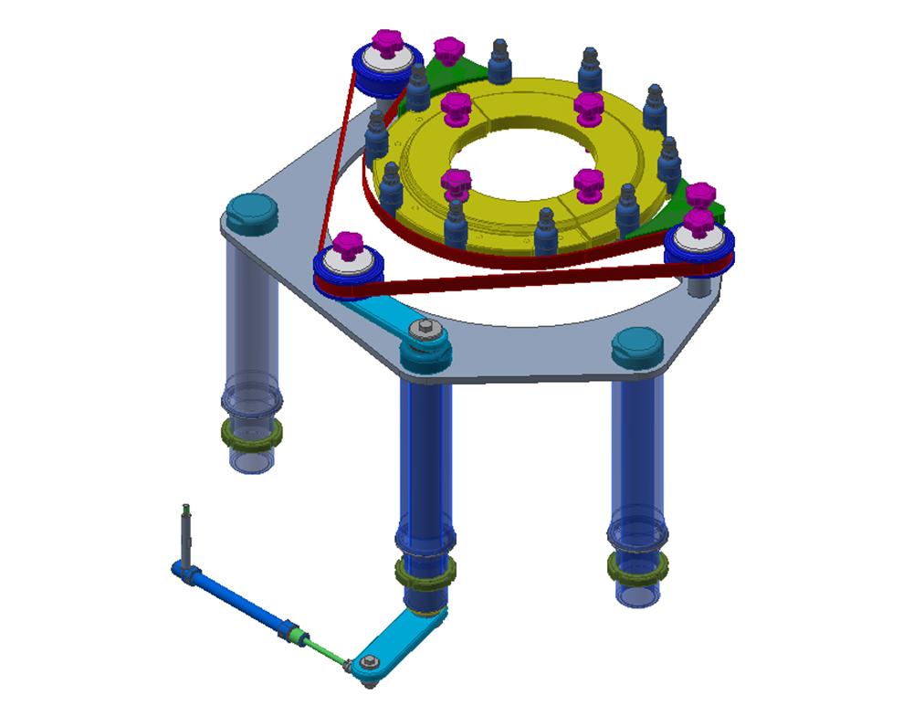 carousel 3d item